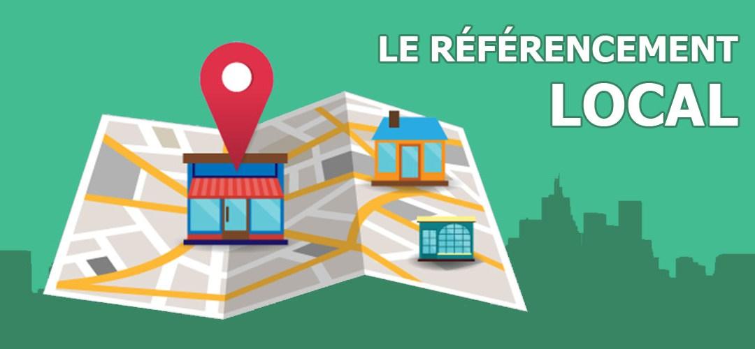 Referencement local de votre site internet, conseils et astuces