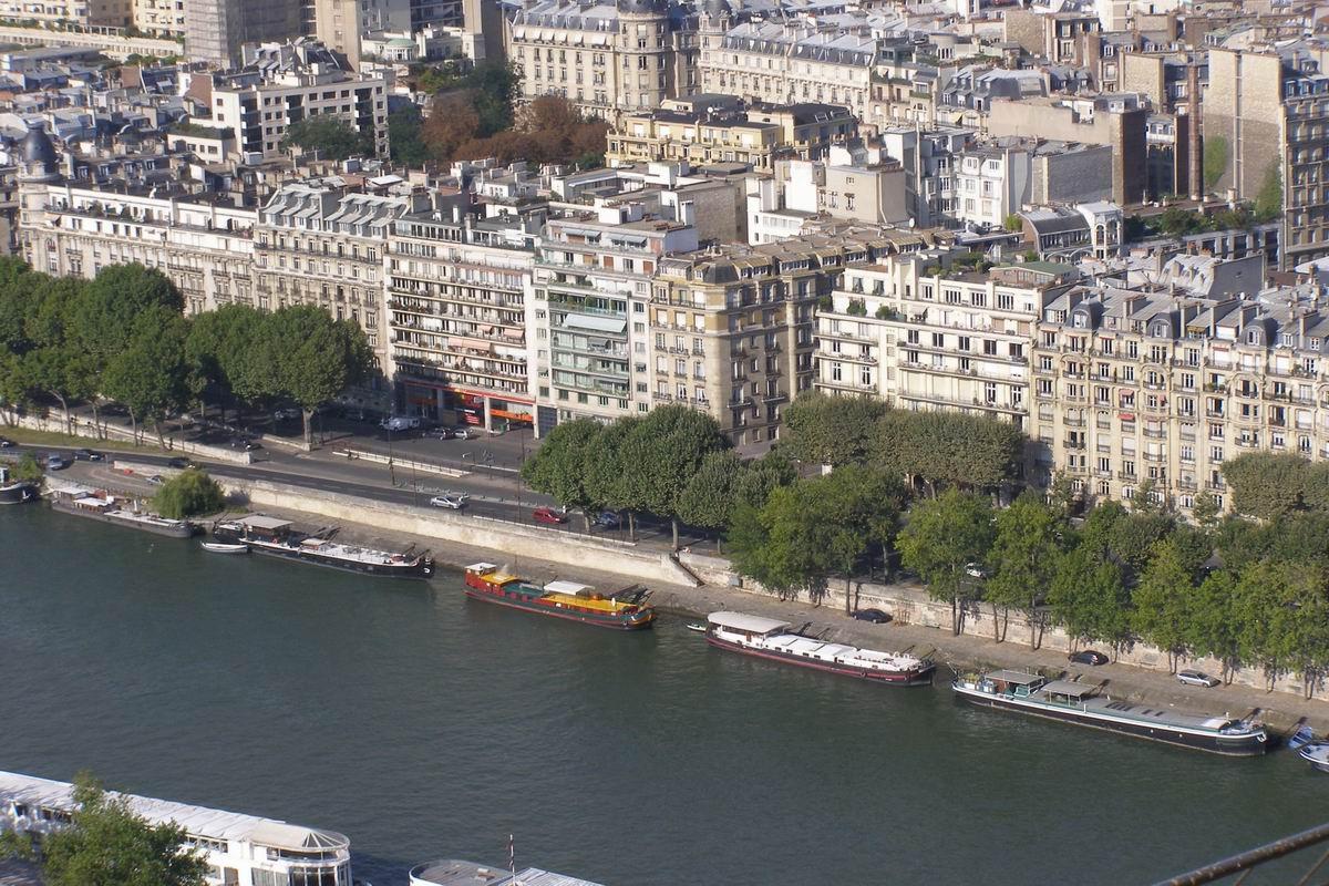Louer une voiture avec chauffeur à Paris