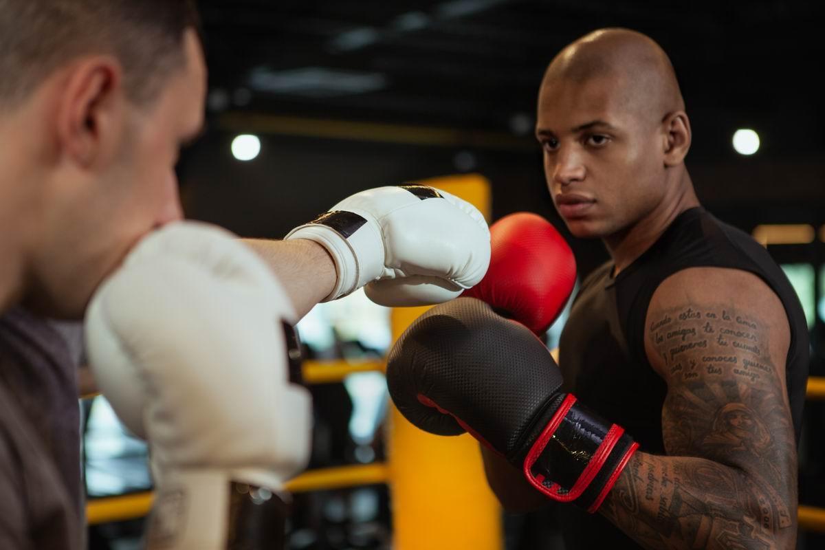 Rôle du ring dans un combat de boxe